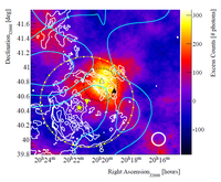 Veritas Gamma-Ray Skymap